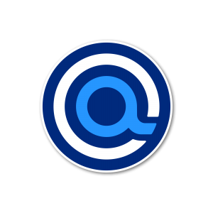 "Accessible.org iconic ""a"" logo"