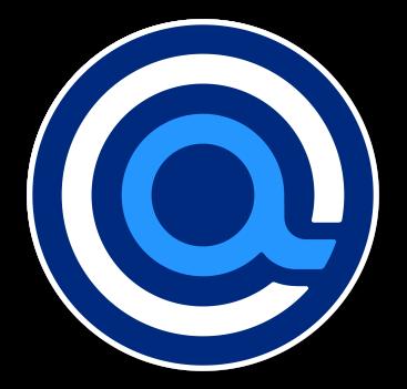 """Accessible.org """"a"""" logo"""